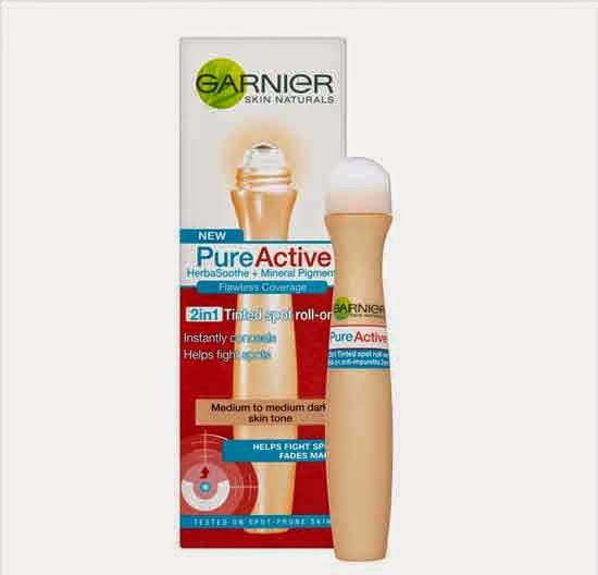 garnier pure active antirughe