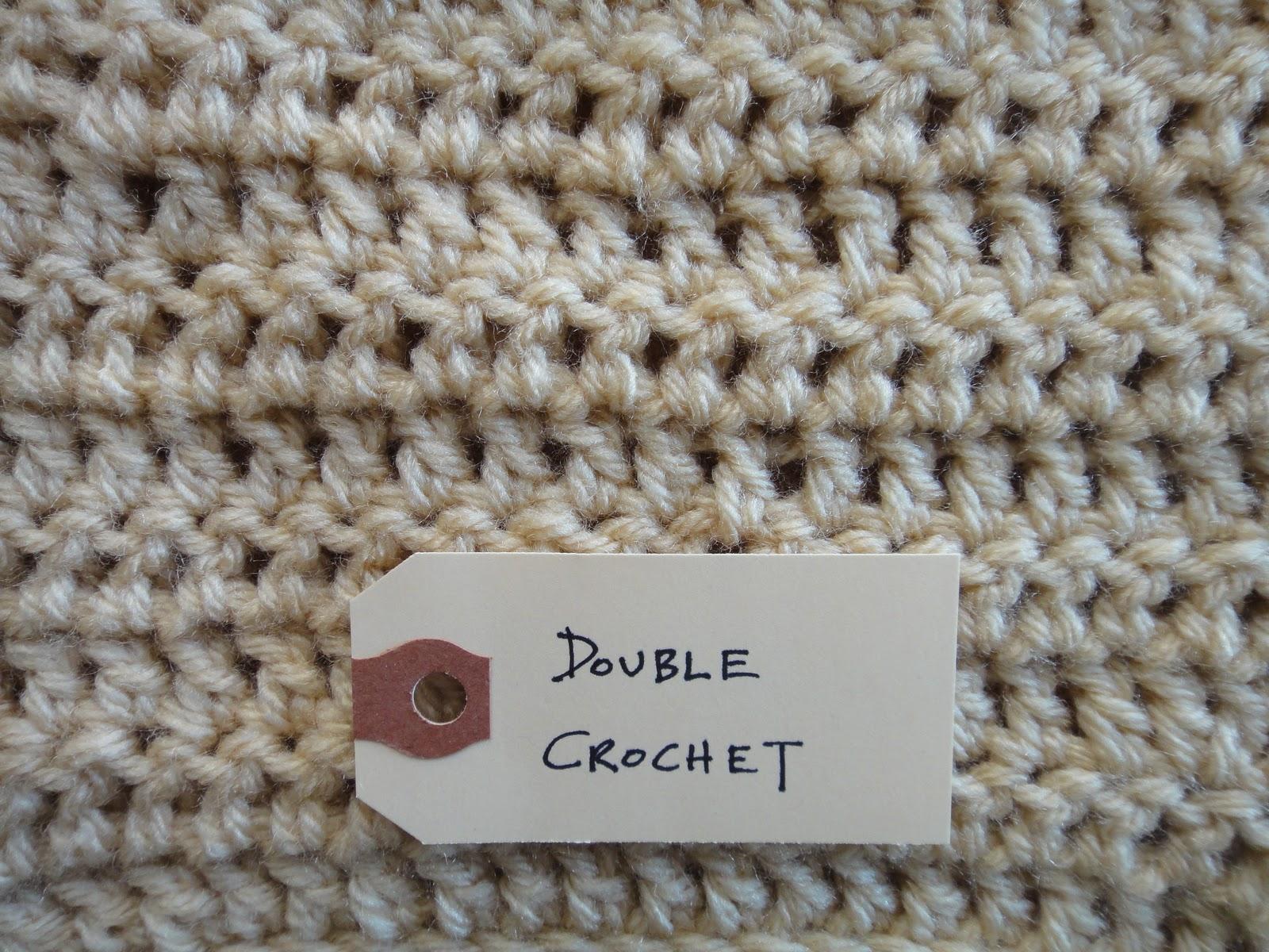 Vals Corner: Crochet Lessons 2 & 3