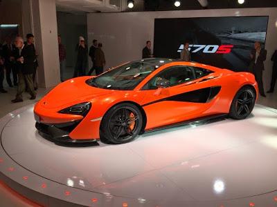 2016 McLaren 570S Price