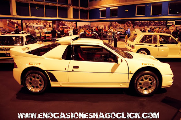 Ford RS 200 Madrid Motor Days