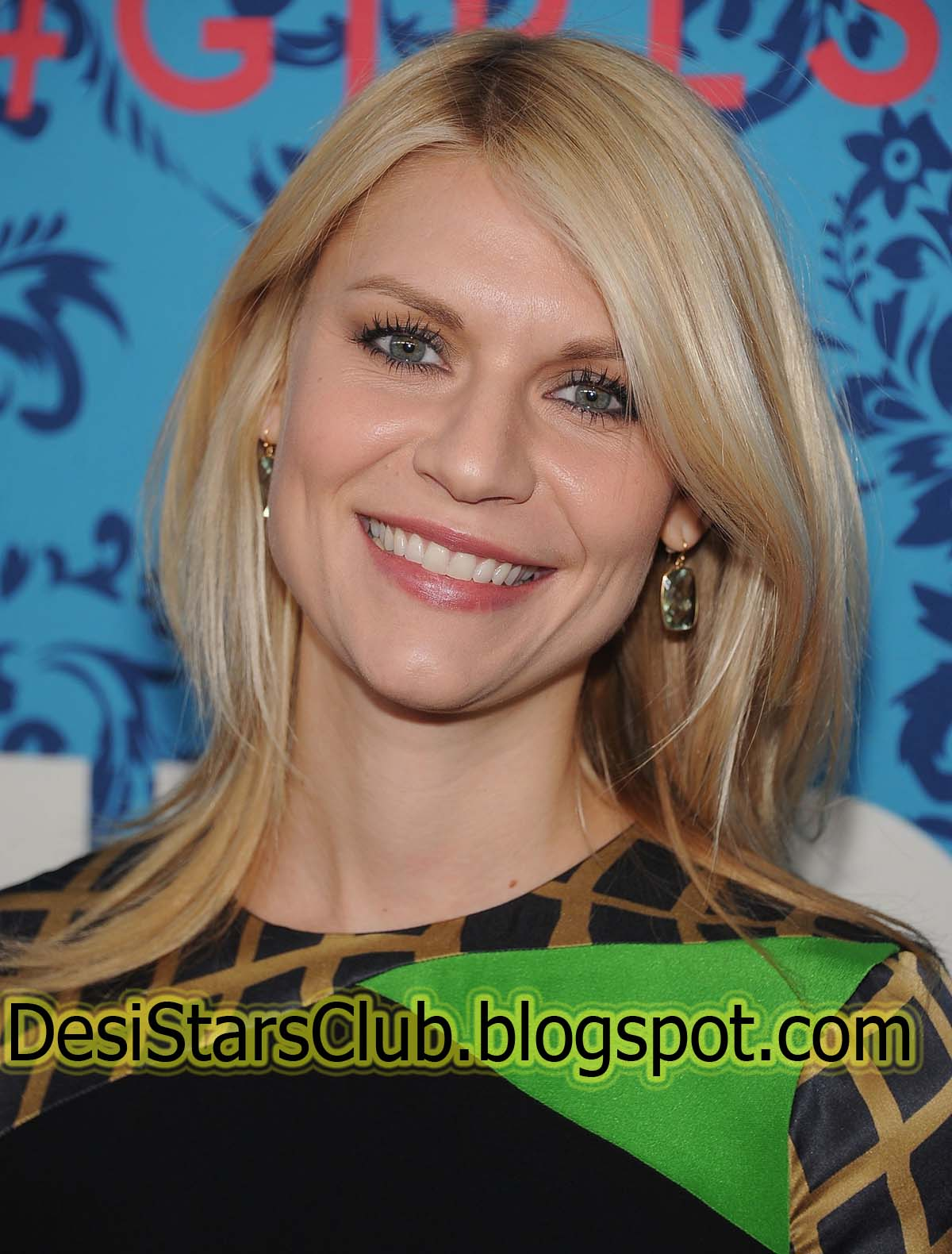 Claire Danes At The Premiere Of HBO's 'Girls' In New York
