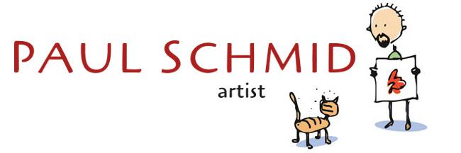 Paul Schmid studio