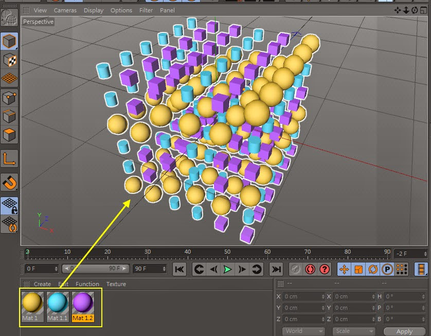 The_Cluster_Effect in C4D 07