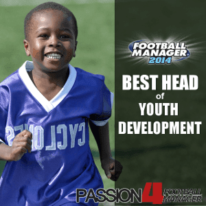 FM14 Staff Recommendation Head of Youth development