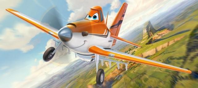 Screenshot of Disney's Planes