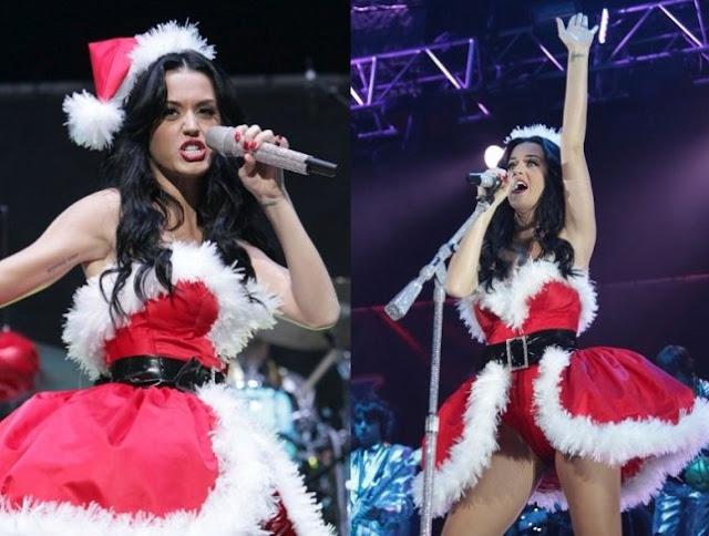 Katy Perry Christmas theholidaysite.blogspot.com