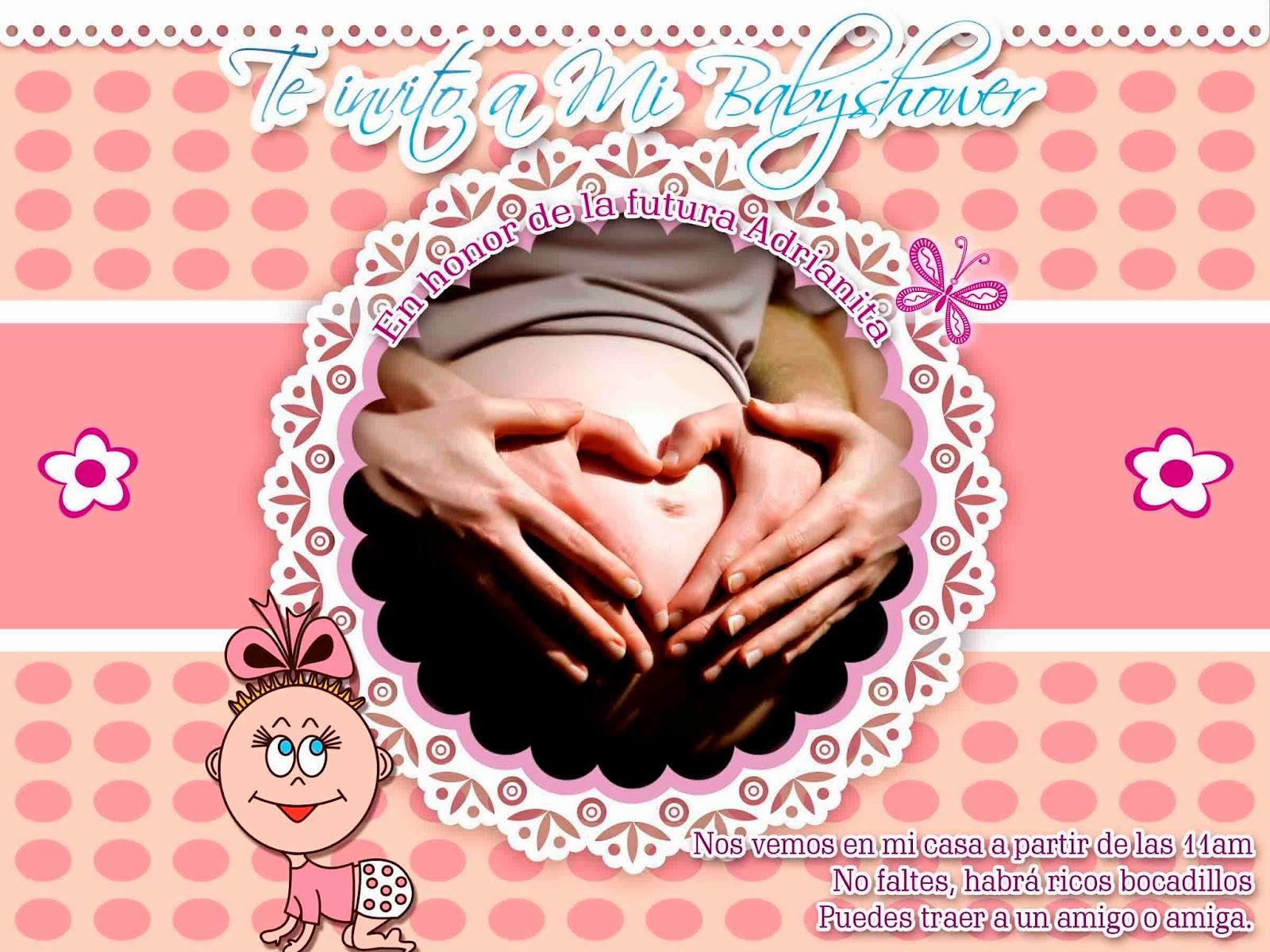 Marco con colores pastel para una foto de embarazada