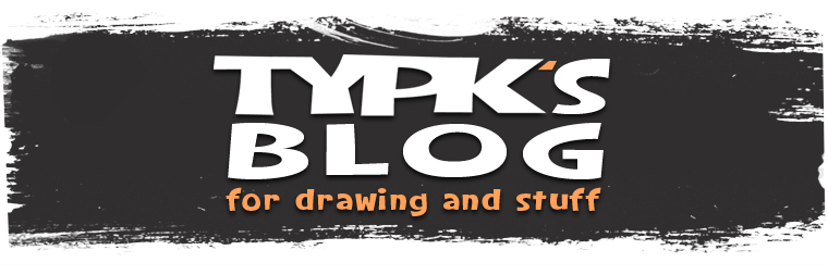Tyler Parkinson's Blog for Drawing and Stuff