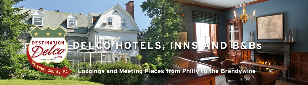 Delaware County Hotels, Inns and B and Bs