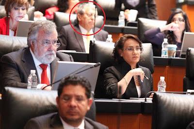 GALERÍA DE CONGRESISTAS CON ACCIONES NEGATIVAS 2012