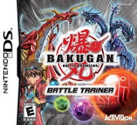 Bakugan: Battle Trainer (U) | DS Roms