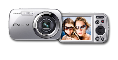 Casio EX-N5 digital camera, Casio Exilim Camera