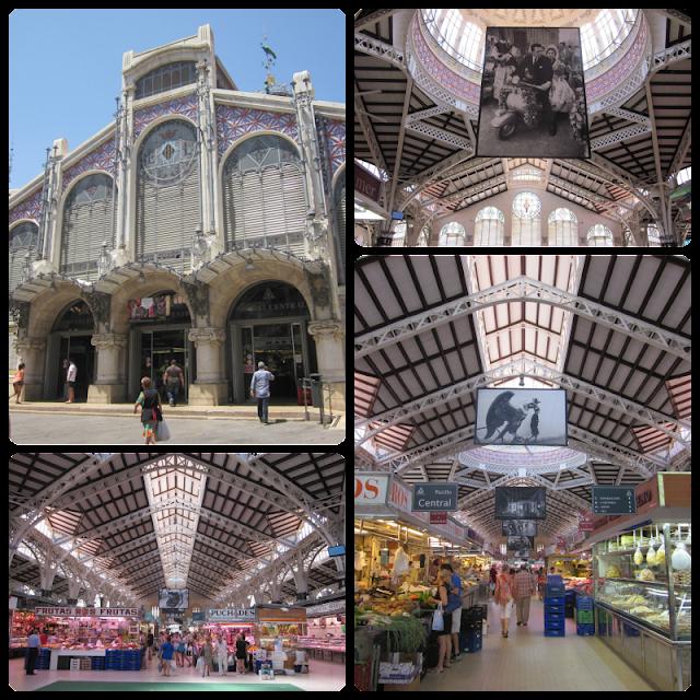 Blogger Traveller Valencia: Mercado Central