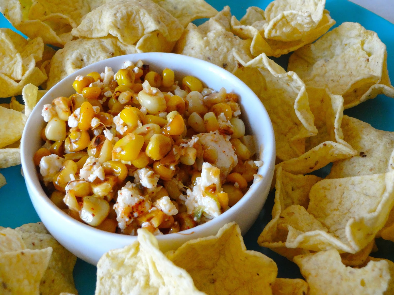 ... Awkward. Life.: Farmer's Market Fridays: Esquites (Mexican Corn Salad