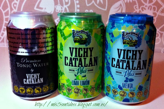 Degustabox Vichy Catalan