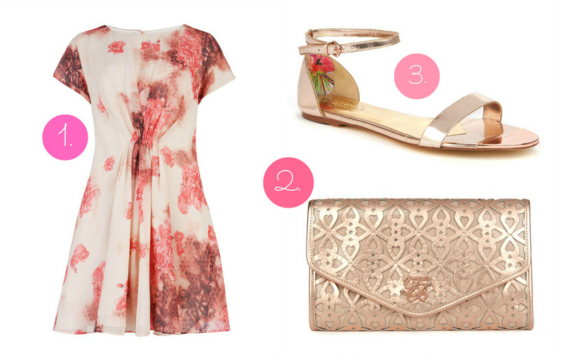 Ted Baker S/S Blogger Competition