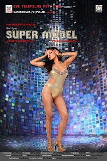 Super Model Poster