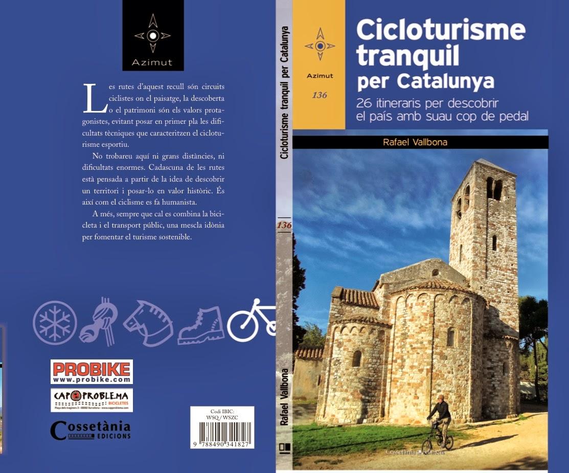 Llibre de rutes de cicloturisme