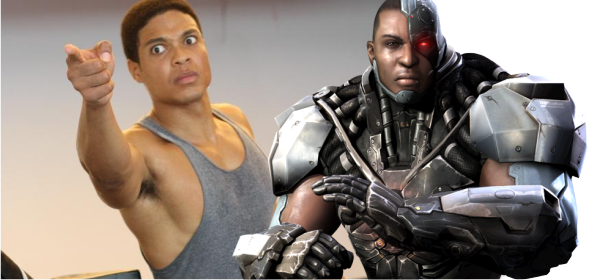 Ray Fisher será o Cyborg em Batman vs Superman