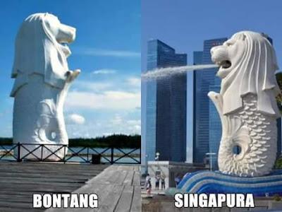 Singapura Vs Bontang