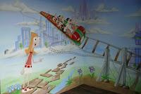 Kinderzimmer,pokój dla dziewczynki, aranżacja, Sopot