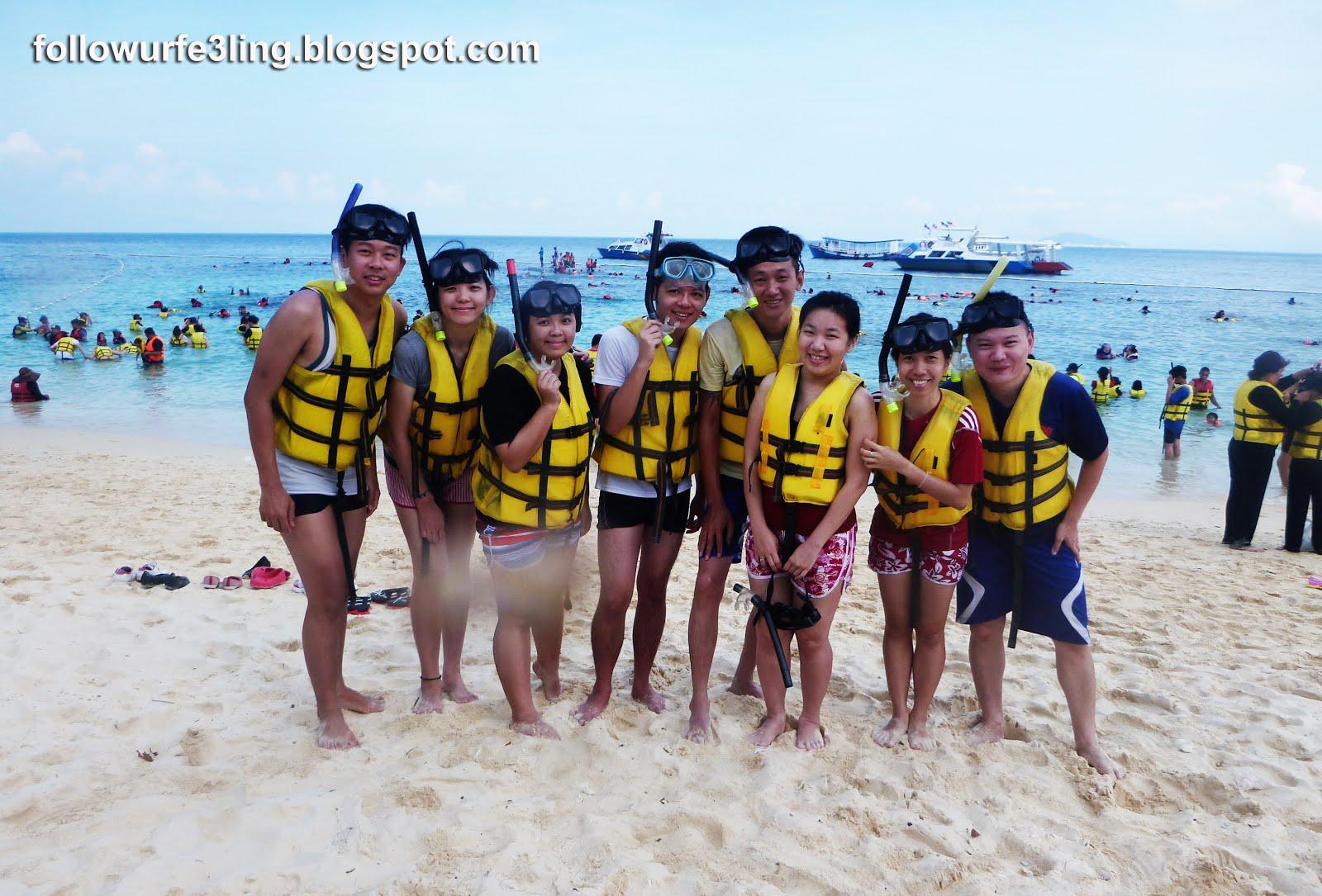 夏日游之热浪岛 | 2015