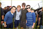 Big Time Rush. I haven't got a problem with them. wallapaper big time rush