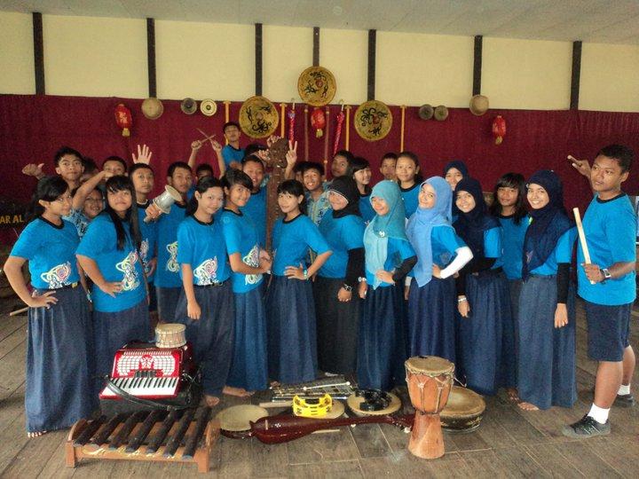 my school SMP 2 SANGGAU