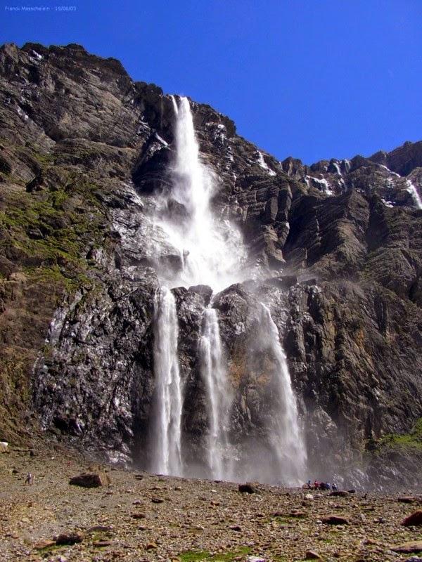 Gavarnie Falls, France