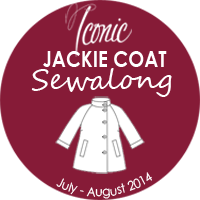 The Jackie Coat Sewalong