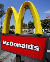 At No. 7 McDonald's makes it into top 10 brands in the world in the ranking computed by interband company