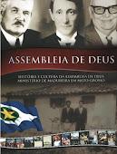 LIVRO DO CENTENÁRIO da IGREJA AD