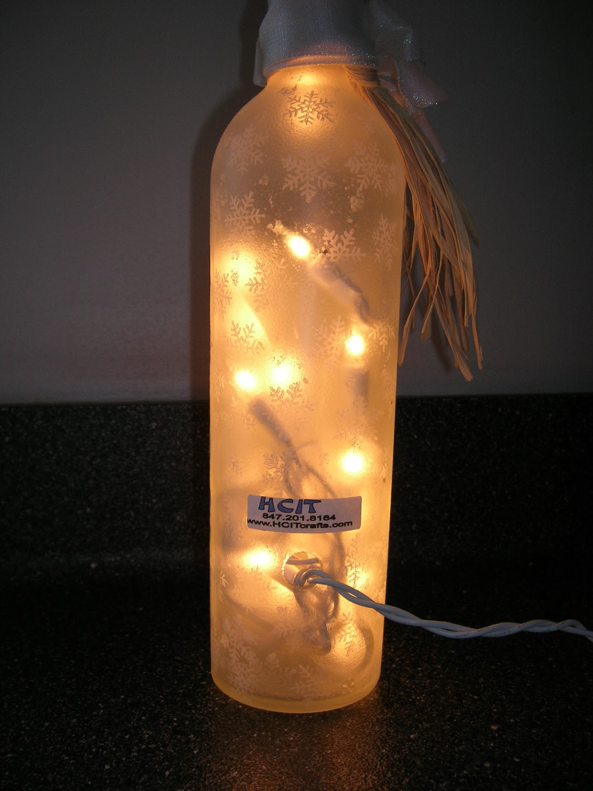 Making Wine Bottle Lights Maison Newton Make A Wine Bottle Light Without Drilling