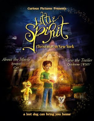 Pequeño Espiritu: Navidad En Nueva York – DVDRIP LATINO