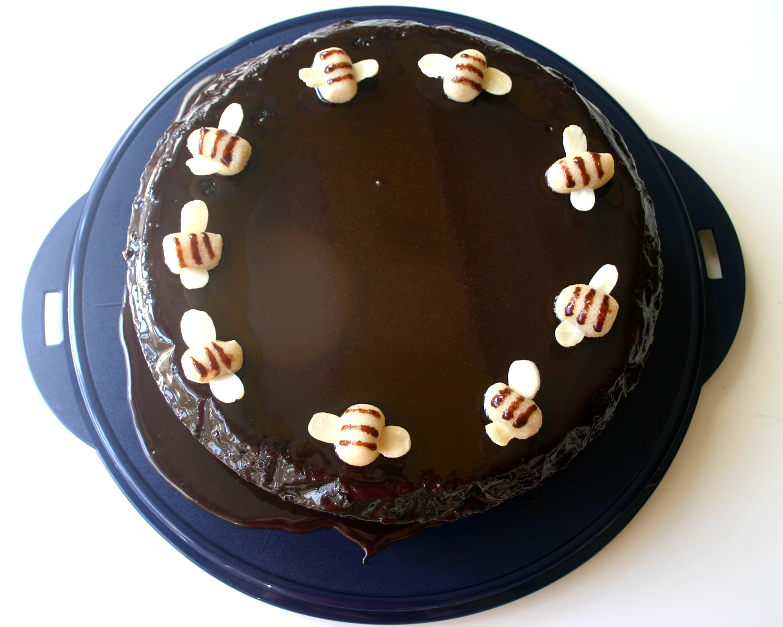 Chocolate cake with ganache recipe nigella