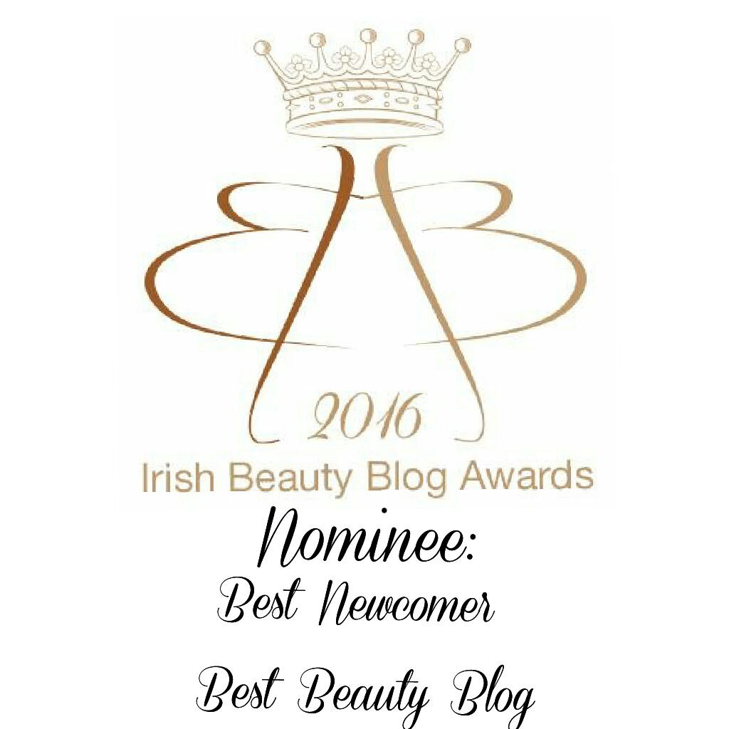 Beauty Blog Awards 2016