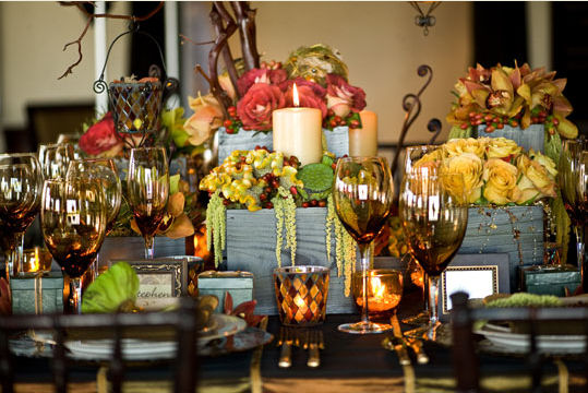 Thanksgiving tables take 1 preppy empty nester f for Elegant table setting for thanksgiving
