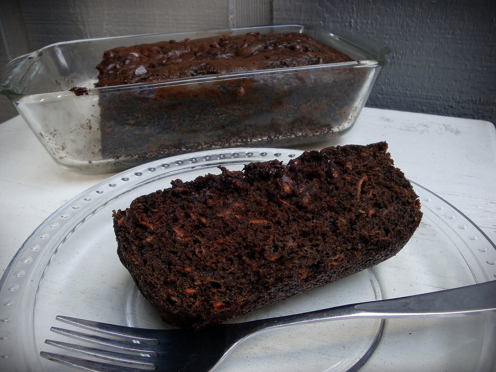 Low Fat Chocolate Cake Applesauce