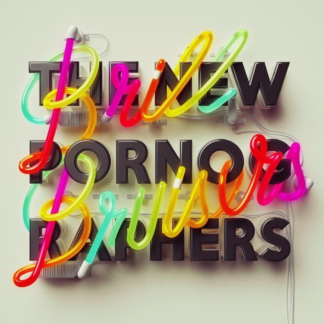 RECENZJA: The New Pornographers - Brill Bruisers