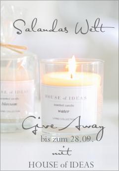 Give Away bei Salanda (Salandas Welt)