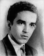 Gabriel Garcia Marquez joven