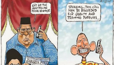 Spying / Penyadapan Presiden SBY