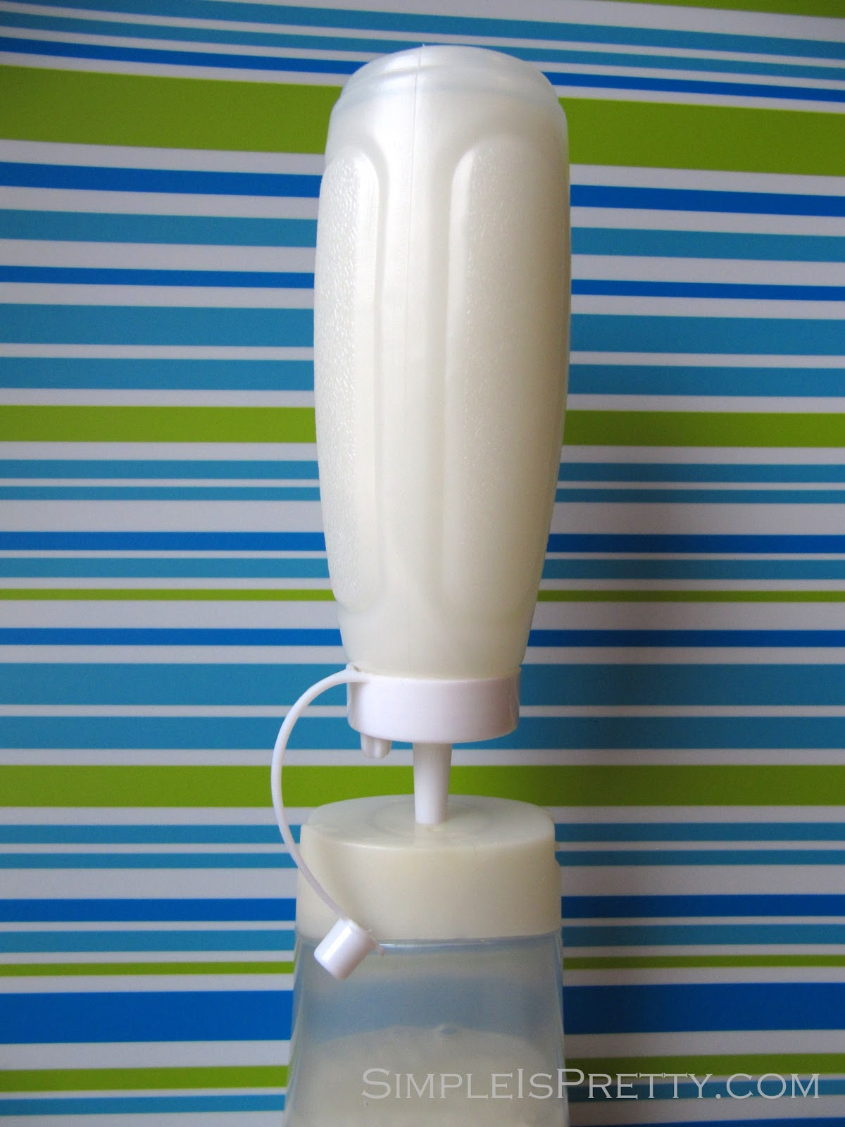 Simple is Pretty: DIY Refill for Lysol No Touch Hand Soap Dispenser