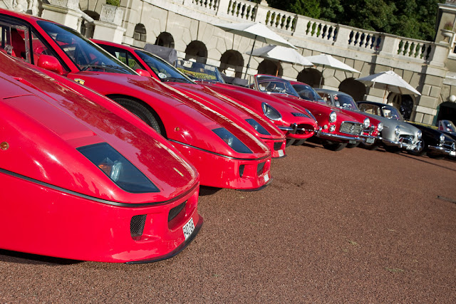 Salon Prive 2012