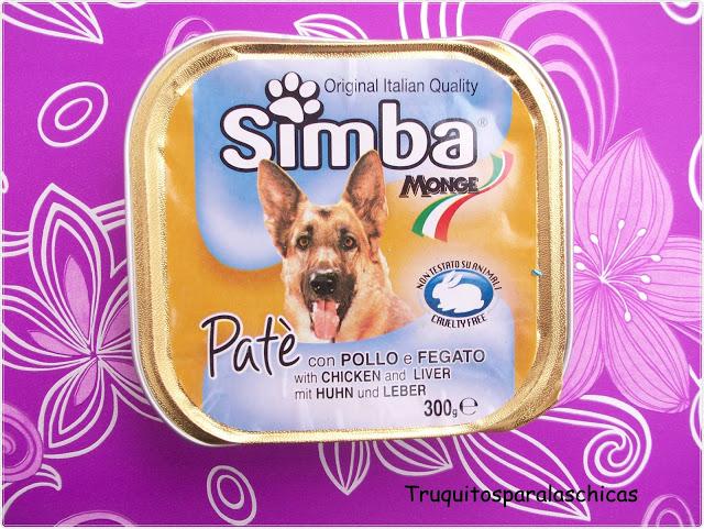 SIMBA - Paté perros