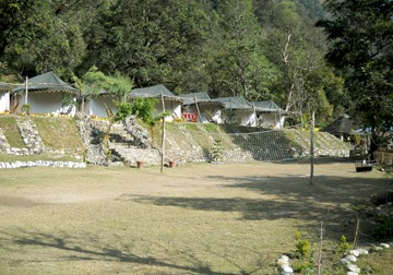 Luxury camp in Rishikesh