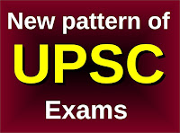 UPSC New Exam Pattern