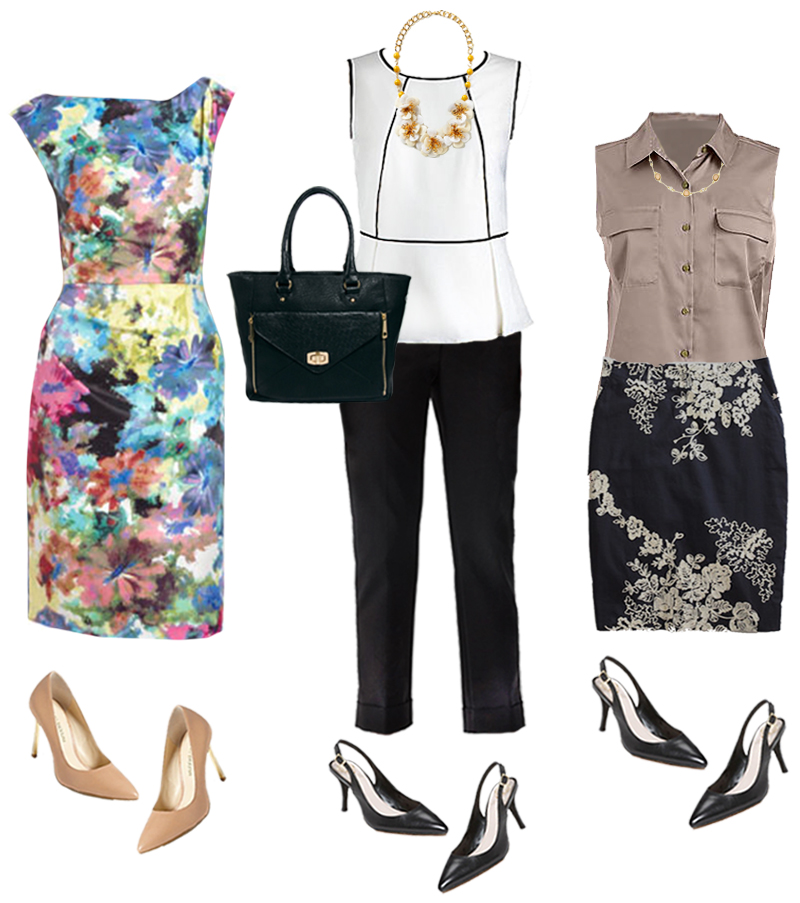 women work outfits chic Fashionable Business Attire For Young Women