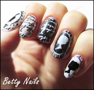 Betty Nails: El Corazon