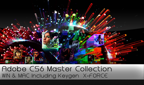 adobe master collection cs6 with crack kickass